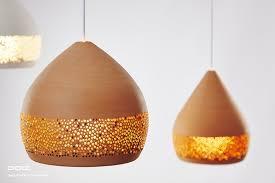 sponge oh spanish handmade pendant lights clay pendant lights by pott from davoluce lighting