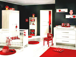 Red And Grey Decorating Grey Wall Paint Decoration White Crib Ceramic Flooring Tile Chest