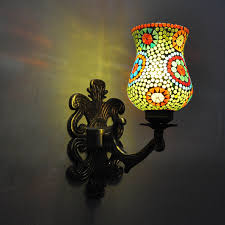 Multi Color Wall Light Pin On Lamp