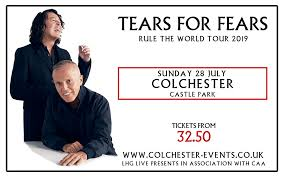 <b>Tears For Fears</b> | Colchester Events Company