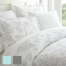 details about premium 3 piece vine patterned duvet cover set hotel collection