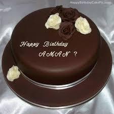 Cosmopolitan Aman Birthday Cake Pic In New Birthday Cake Pic As
