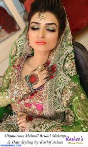 idea of kashee s bridal makeup 2017
