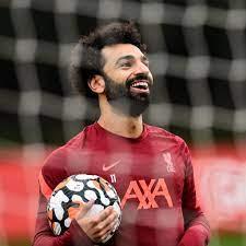 موقع بطولات | صلاح من تدريبات ليفربول اليوم