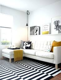 ikea stockholm rug rug for a family room with a black and white striped area rug