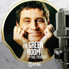 the green room with paul provenza on apple tv