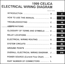 wire diagrams 1999 toyota celica wire diy wiring diagrams