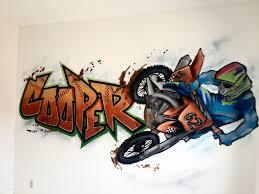 Graffiti Kinderkamer Specialist Via Kinderkamer Graffitinl