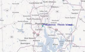 Providence Rhode Island Tide Station Location Guide
