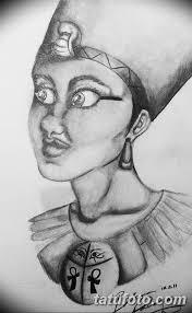 фото эскизы тату нефертити от 02102017 101 Sketches Of
