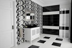 black and white bathroom. 25 marvelous black and white bathroom ideas slodive