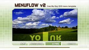 menuflow dvd blu ray menu template menuflow dvd blu ray menu template