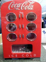 Koolatron Vending Machine Extraordinary COCA COLA KOOLATRON KBC48 Retro Vending Fridge Fun Decorative And