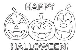 Small Picture Adult Happy Halloween Coloring Pages Printable Hallowen Coloring