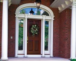 Custom Exterior Doors Sidelights  Transoms Select Door A - Exterior transom window
