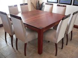Modern Wood Dining Room Table - Modern wood dining room sets