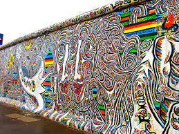 Berlin Wall Wallpaper on WallpaperSafari