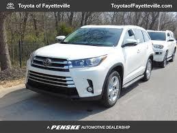 2018 New Toyota Highlander Limited V6 FWD at Toyota of ...