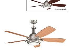 kichler lighting 300135 52 in saint andrews ceiling fan