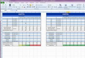 Im briefkopf kann der absender. Kniffel Vorlage Excel Pdf