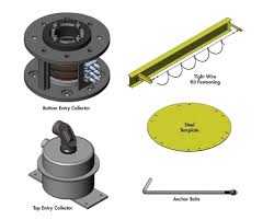 Jib Crane Base Plate Design Pillar Base Mounted Jib Crane Accessories Twelve Hole Steel Template