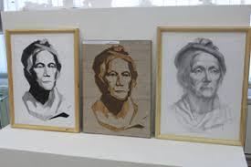 Выставка студенческих работ по предмету Рисунок в ННГАСУ  кафедр и пояснительными записками к ВКР дизайнеров позволяющими наглядно увидеть насколько широко применяется рисунок в дипломном проектировании