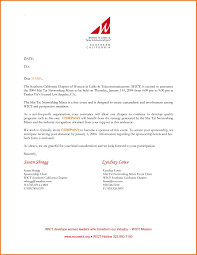 Event Sponsorship Letter Example Sample Of Sponsorship Letter Complete Guide Example 18