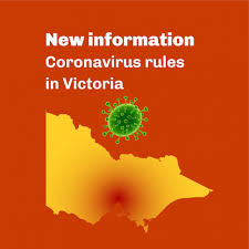 The hot spots map shows the share of population with a new reported case over the last week. New Coronavirus Rules For Victoria Every Australian Counts