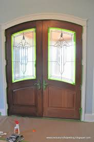 How To how to refinish front door images : Front Doors: Stain Without Pain - Evolution of Style