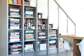 Decoration: Top Bookcase Bookcase With Ladder Ikea Ladder Shelf Desk Ikea  Ikea Pertaining To Stair