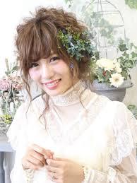 印象に残る花嫁に特別な今日のためのかわいい髪型まとめました