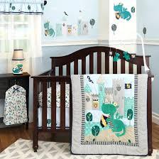 dinosaur baby bedding bedding cribs vintage gingham furniture design home interior shark polyester forest beige living baby girl