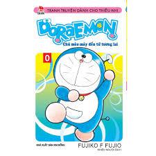 Truyện tranh - Doraemon - Chú Mèo Máy Đến Từ Tương Lai Tập 0 [Tặng Kèm  Bookmark] tại Hà Nội