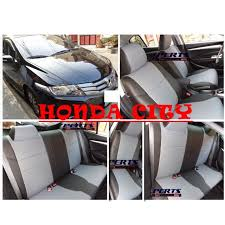 honda city high quality factory fit customized leather car seat cover auto accessories others on carou