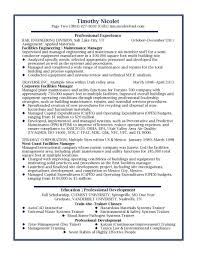 Resume Template Career Profile Examples Sample With Profile On A