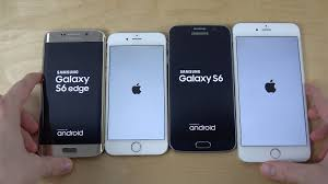 samsung galaxy s6 gold vs iphone 6 gold. samsung galaxy s6 edge vs. iphone 6 plus - which is faster? youtube gold vs iphone g
