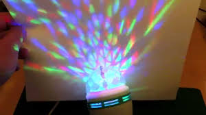 Rotating Led Disco Light Bulb Color Rotating Led Disco Party Bulb