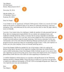 14 cover letter templates to perfect