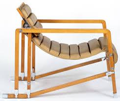 eileen grey furniture. 1927_ \u0027TRANSAT\u0027 ARMCHAIR DESIGNED FOR E-1027 HOUSE IN ROQUEBRUNE BY EILEEN GRAY \u0026 Jean Badovici Eileen Grey Furniture