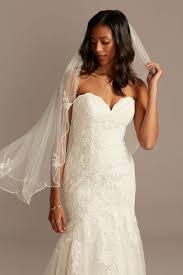 <b>Wedding Veils</b> - Long & Short <b>Bridal Veils</b>   David's <b>Bridal</b>