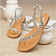 32 best sandals images on pinterest thongs, cute sandals and Wedding Flip Flops With Bling rhinestone thong sandals perfect for after the wedding wedding flip flops with rhinestones