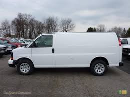 All Chevy 99 chevy express : Chevrolet Express 1500 Passenger Van - image #58