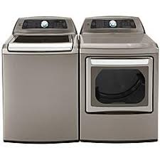 kenmore he washer and dryer. kenmore elite 5.2 cu. ft. top load washer \u0026 7.3 he and dryer e