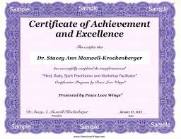 sample certificates of completion example of certificate completion 6 andy eggers 729187740301