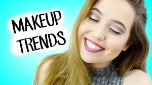 ombre lips cut crease l makeup trends 2016 l live test