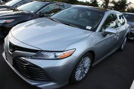 Nuevo 2018 Toyota Camry XLE V6 4dr Car in San Jose #C180442 ...