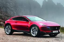 Urus Killer Ferrari Steps Up The Development Pace On V12 Powered Purosangue Suv Autospies Auto News