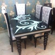 modern marble top dining table