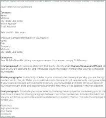 Template For Cv Cover Letter Receptionist Cover Letter Sample Writing A For Job Template