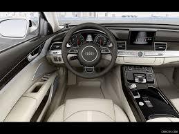 Audi A8 (2014) - Interior | HD Wallpaper #38
